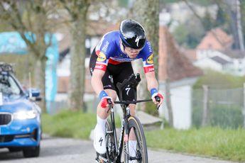 Cavagna wint tijdrit Ronde van Polen, Almeida bouwt voorsprong in klassement uit