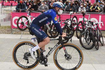 Evenepoel trots na eindoverwinning Baloise Belgium Tour: 'Deze is heel belangrijk'