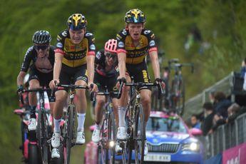 Reacties etappe 20 Giro d'Italia | Gemengde reacties bij klassementsrenners na zware rit