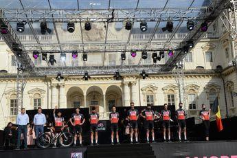 Lotto Soudal 2022   Australiër Jarrad Drizners (22) tekent contract voor twee jaar