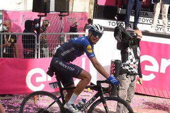 Masnada ziet Vuelta in gevaar komen door gebroken ruggenwervel