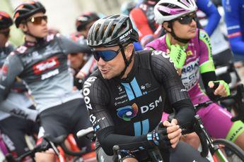 Roche was flink pissig op Team DSM: 'De ploeg koos voor jongere renners'
