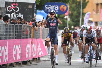 Merlier snelste sprinter in spectaculaire waaierrit Benelux Tour; Evenepoel pech, Sagan valt