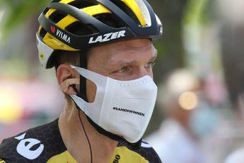 Slagveld in etappe 11 Tour de France: Martin valt uit, vijf renners stappen af op Ventoux-dag