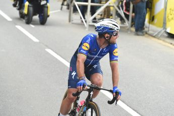 Cavendish wint na spektakelstuk van Deceuninck-Quick-Step Sparkassen Münsterland Giro