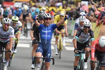 Cavendish is terug met ritzege in de Tour, Van Moer strandt in ultieme slotfase
