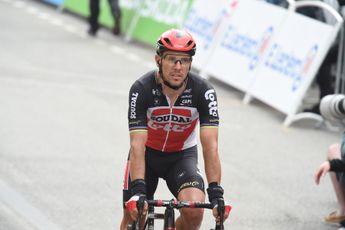 Gilbert vreest natte Parijs-Roubaix: 'Weer kan nog veranderen, daar duim ik voor'