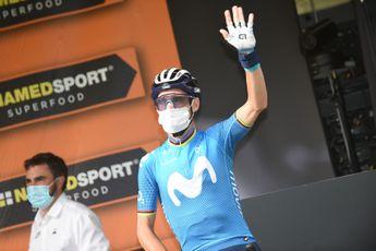 Onverstoorbare Valverde heeft pijlen na Vuelta-crash alweer gericht op Ronde van Lombardije