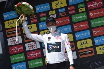Van Wilder finisht in eerste groep bij eerste bergrit: 'Kon niets meer dan volgen'