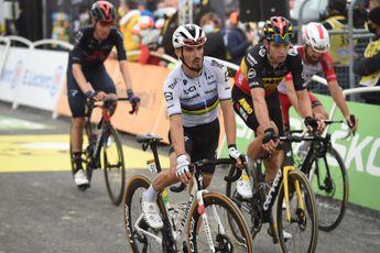 Reacties Tour of Britain 2021   Hayter en Van Aert maken zich op voor clash op zondag