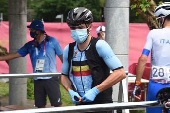 Familie Evenepoel ontving dreigbrieven na de Spelen: 'Remco zou een landverrader zijn'