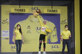 Pogacar probeert druk voor Tour de France weg te nemen: 'Als ik niet win, is dat niet zo erg'