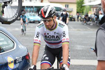 Sagan eindigt als tweede in eigen land: 'Ik heb de benen en de vorm'