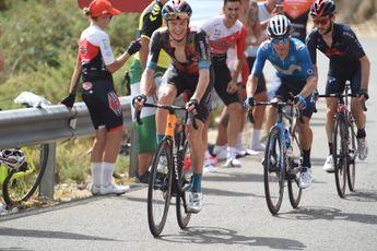 Haig stelt podiumplek veilig in Vuelta na duel met Yates: 'Kan het niet geloven'