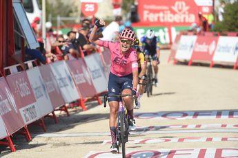 Cort houdt Roglic af op steile slotklim en stunt met ritzege in Vuelta a España