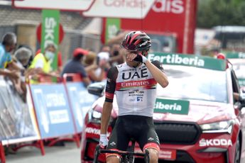Majestueuze Majka laat Kruijswijk achter zich en pakt Vuelta-rit met monstersolo