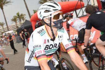 Schachmann verlaat Vuelta na twee teleurstellende weken: 'Spieren herstelden niet'