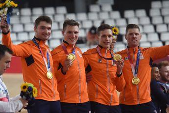 Nederland met vijf gouden medailles tweede in medaillespiegel van het wielrennen
