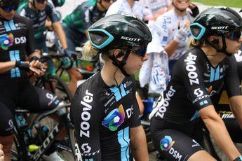 Wiebes is weer de beste in Women's Tour na knappe solo-dag Simmonds, Vollering blijft leiden