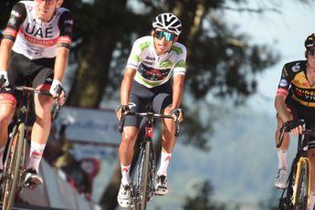 Yates en Bernal zijn het eens na Vuelta: 'Hier kunnen we op bouwen als team'