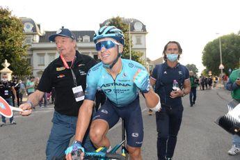Lutsenko bekroont lange solo en wint eerste editie Serenissima Gravel race