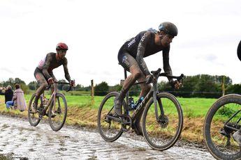 Eerlijke Eekhoff na Parijs-Roubaix: 'Mijn niveau ging hard achteruit'