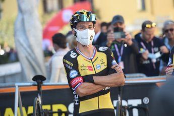 Favorieten Ronde van Lombardije | Grote club uitdagers wil Roglic van troon stoten in prachtkoers
