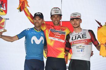 Parcours en uitslagen Ronde van Sicilië 2021 | Nibali en Valverde maken favorietenrol waar