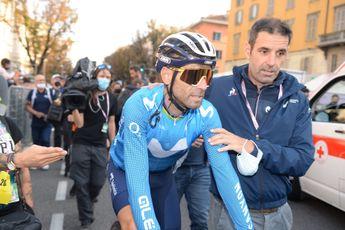 Valverde heel blij dat hij nog met wereldtop mee kan: 'Ik sta er nog steeds tussen'