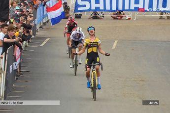 Nederlands feestje in Waterloo: Vos troeft Brand en Betsema af in eerste wereldbekercross