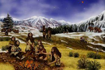 Neanderthalers hadden het vermogen om menselijke spraak te produceren