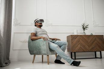 Virtual reality en mobiele apps kunnen forensisch psychiatrische patiënten helpen