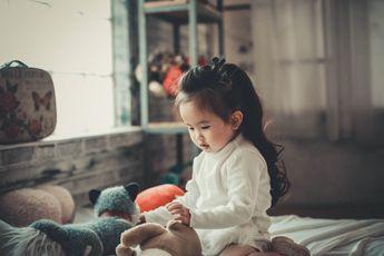 Denkbeeldige relaties kunnen kinderen door periodes van isolement heen helpen
