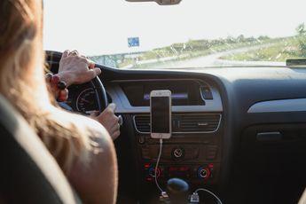 Vele en lange videovergaderingen kunnen zorgen voor meer verkeersongelukken