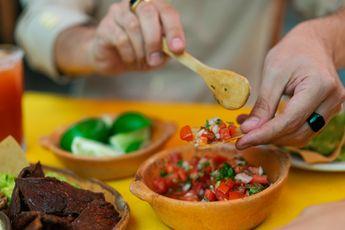 Een mediterrane dieet kan mogelijk alzheimer voorkomen