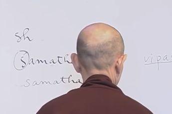 Boeddhisme | 'Wat ik nodig heb, is hier en nu beschikbaar'