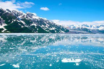 Extreme hittegolf in Alaska veroorzaakt 'ijsbevingen'