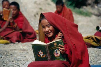 Boeddhisme | 'Ik zit hier gewoon niks te doen'
