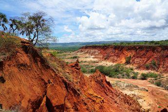 Klimaatverandering zorgt voor extreme droogte én honger op Madagaskar