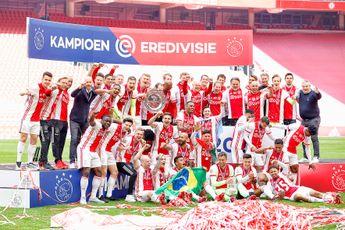 Ajax favoriet voor landstitel; RKC, Go Ahead Eagles en NEC onderaan de ranglijst