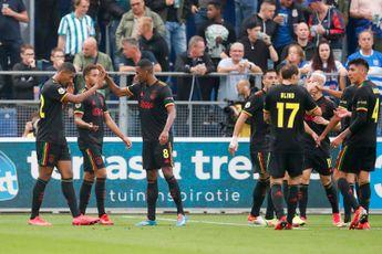Ajax favoriet tegen FC Utrecht, Feyenoord lichte favoriet voor Vitesse-uit