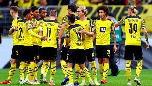 Analyse: Borussia Dortmund dreigende aanvalsmachine, die verdedigend haarscheuren vertoont