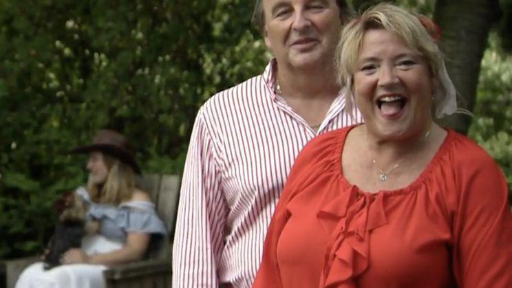 Anita en Ed - Applejack