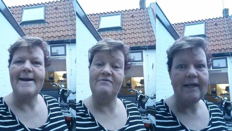 Claudia is pislink op de gemeente Den Helder!