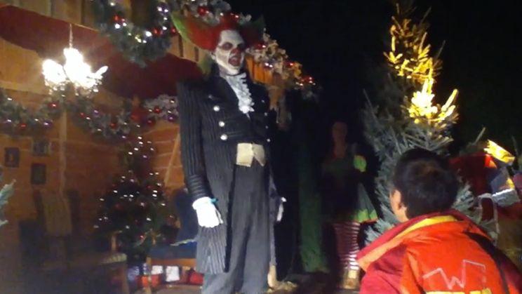 Eddie de Clown heeft ruzie met een Turk...