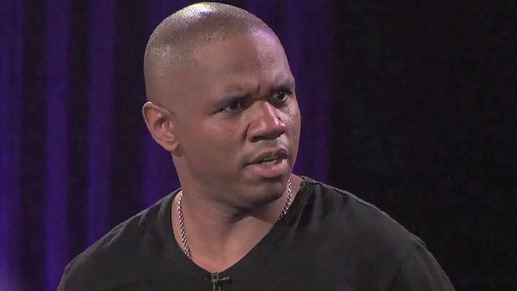 """Hoe een blanke man het """"N woord"""" zegt tegen een donkere man"""