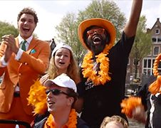 Kingsday 2014: The Ultimate Orange Experience