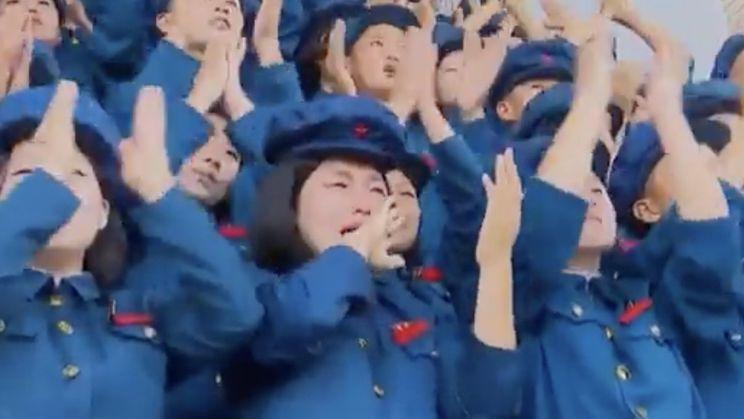 Kim Jong-unligt wel lekker bij studenten