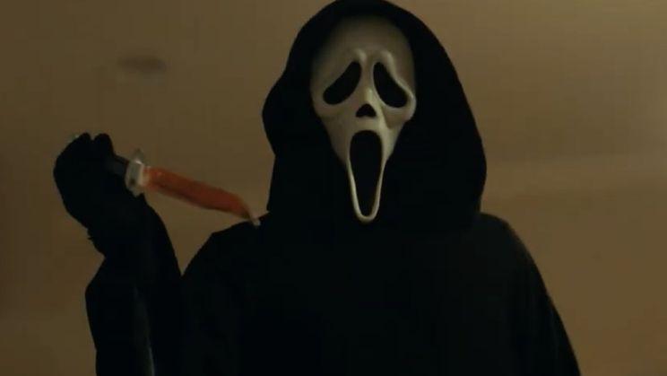 Trailer nieuwe SCREAM film die vanaf 14 januari 2022 in première gaat