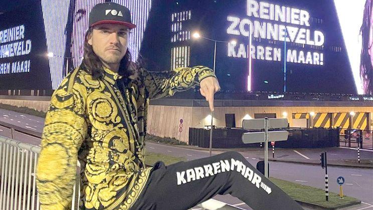 Hoe Reinier Zonneveld de populairste techno-artiest van Nederland is geworden